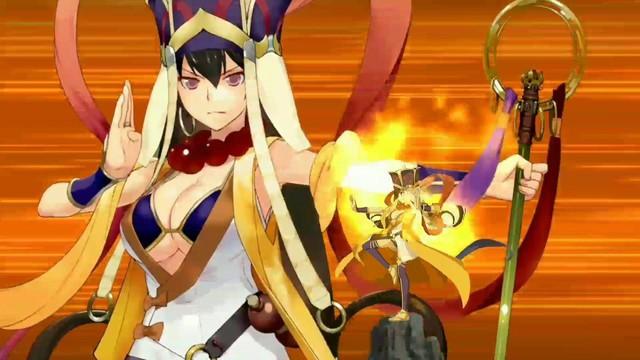 Điểm nhanh dàn anh hùng xuyên thời đại được triệu hồi trong Fate/Grand Order: Camelot, bất ngờ Huyền Trang Tam Tạng lại là nữ - Ảnh 5.