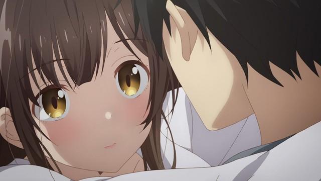 Anime Cạo Râu Xong Tôi Nhặt Gái Về Nhà tập 3: Sayu trút bỏ xiêm y trước mặt Yoshida vì cảm kích - Ảnh 2.