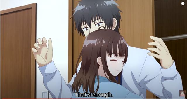 Anime Cạo Râu Xong Tôi Nhặt Gái Về Nhà tập 3: Sayu trút bỏ xiêm y trước mặt Yoshida vì cảm kích - Ảnh 3.