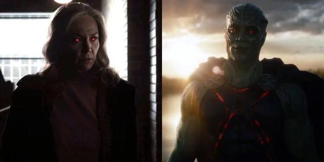Martian Manhunter cải trang thành mẹ của Superman và những chi tiết mới được thêm vào Zack Snyder's Justice League - Ảnh 1.
