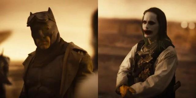 Martian Manhunter cải trang thành mẹ của Superman và những chi tiết mới được thêm vào Zack Snyder's Justice League - Ảnh 2.