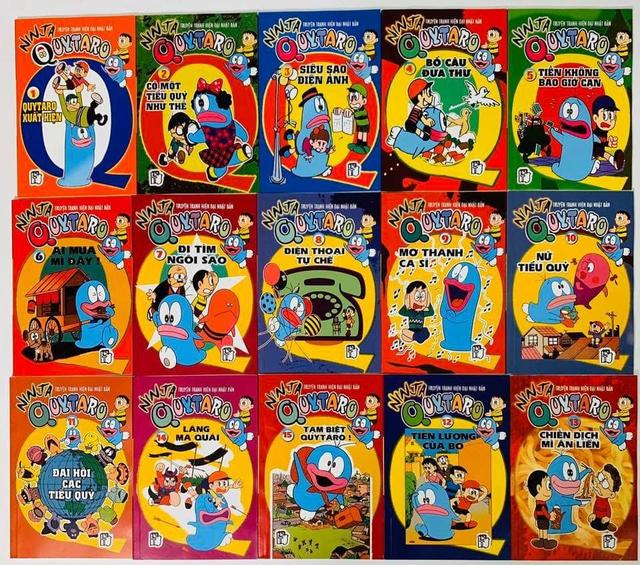 Nhìn lại 7 bộ truyện của tác giả Doraemon đã được xuất bản ở Việt Nam những năm 199x, cả bầu trời ký ức cứ thế ùa về - Ảnh 3.
