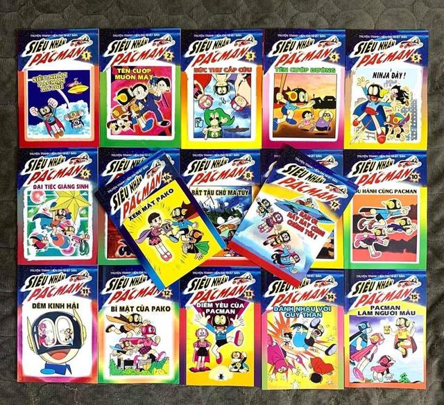 Nhìn lại 7 bộ truyện của tác giả Doraemon đã được xuất bản ở Việt Nam những năm 199x, cả bầu trời ký ức cứ thế ùa về - Ảnh 7.