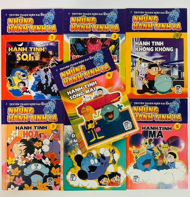 Nhìn lại 7 bộ truyện của tác giả Doraemon đã được xuất bản ở Việt Nam những năm 199x, cả bầu trời ký ức cứ thế ùa về - Ảnh 6.