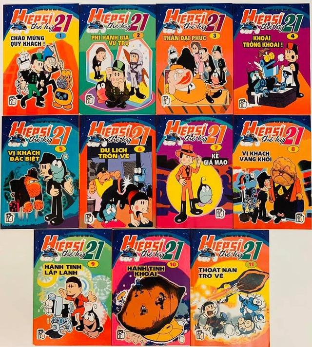 Nhìn lại 7 bộ truyện của tác giả Doraemon đã được xuất bản ở Việt Nam những năm 199x, cả bầu trời ký ức cứ thế ùa về - Ảnh 5.