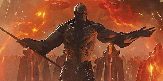 Martian Manhunter cải trang thành mẹ của Superman và những chi tiết mới được thêm vào Zack Snyder's Justice League - Ảnh 5.