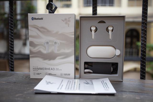 Cặp đôi tai nghe gaming không dây hiếm có khó tìm của Razer: Hammerhead True Wireless và Pro - Ảnh 10.