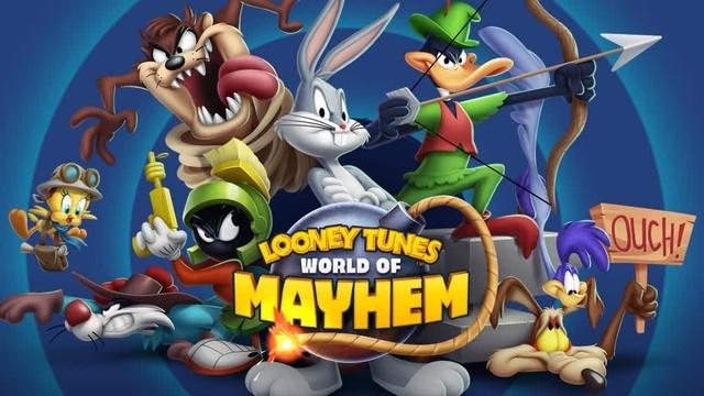 Sống lại tuổi thơ cùng các nhân vật hoạt hình trong Looney Tunes World Of Mayhem - Ảnh 1.