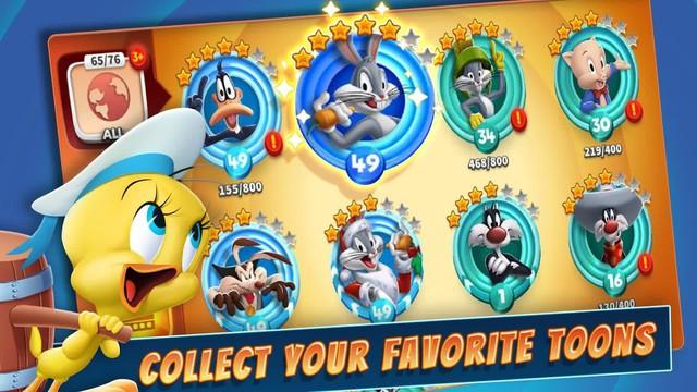 Sống lại tuổi thơ cùng các nhân vật hoạt hình trong Looney Tunes World Of Mayhem - Ảnh 2.