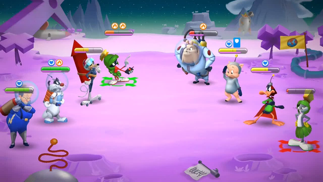 Sống lại tuổi thơ cùng các nhân vật hoạt hình trong Looney Tunes World Of Mayhem - Ảnh 3.