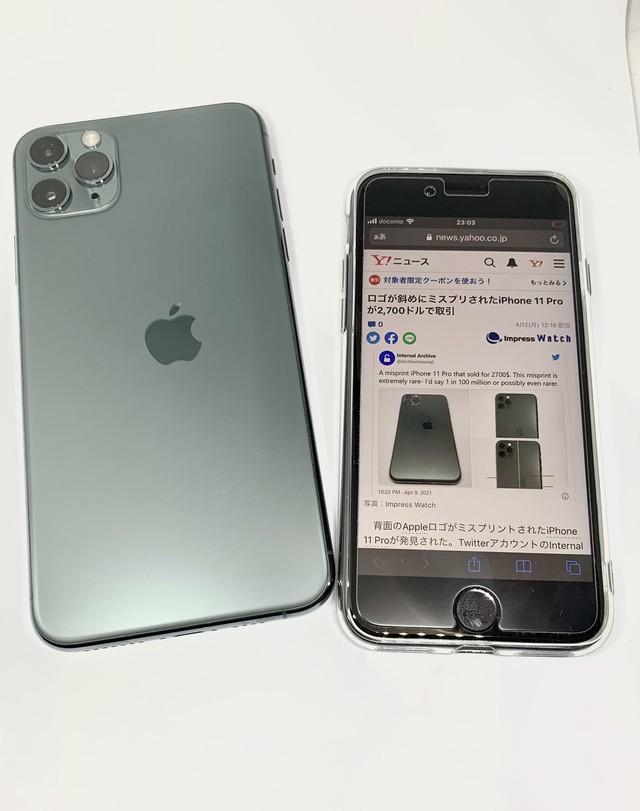 Cận cảnh chiếc iPhone 11 mắc lỗi có giá hơn 63 triệu đồng đang được netizen săn lùng - Ảnh 3.