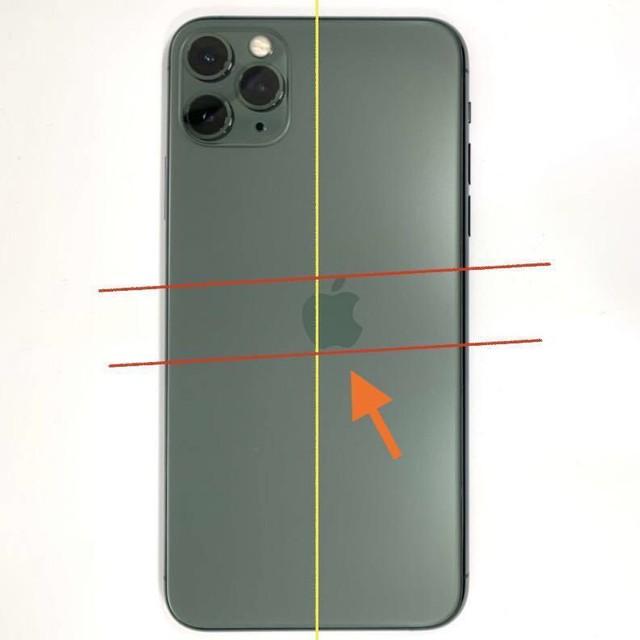 Cận cảnh chiếc iPhone 11 mắc lỗi có giá hơn 63 triệu đồng đang được netizen săn lùng - Ảnh 4.