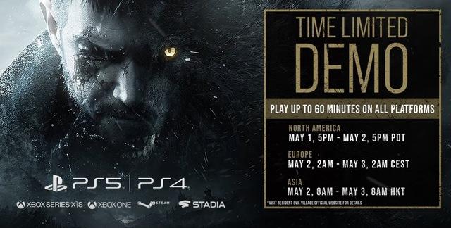 """Capcom rục rịch tung demo Resident Evil Village, anh em sắp được """"chơi đùa"""" cùng chị ma cà rồng chân dài gợi cảm - Ảnh 4."""