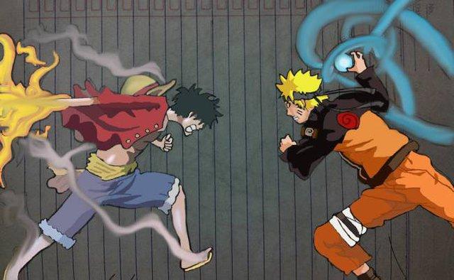 Ấn tượng với cú móc hàm của Luffy khiến Kaido gục ngã, các fan bỗng nhiên nhắc đến trận chiến trong Naruto - Ảnh 4.