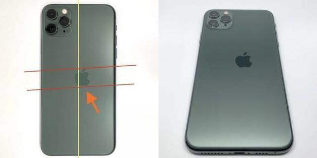 Cận cảnh chiếc iPhone 11 mắc lỗi có giá hơn 63 triệu đồng đang được netizen săn lùng - Ảnh 1.