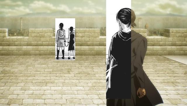 MAPPA chuyển thể Attack On Titan từ manga lên anime quá xuất sắc, fan khen không ngớt lời - Ảnh 9.
