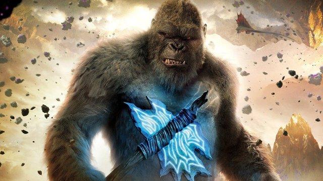 Ngó mà coi ông cha ngày xưa oai hùng bây nhiêu, King Kong ngày nay lại ngáo ngơ bấy nhiêu - Ảnh 2.