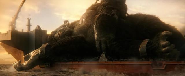Ngó mà coi ông cha ngày xưa oai hùng bây nhiêu, King Kong ngày nay lại ngáo ngơ bấy nhiêu - Ảnh 3.