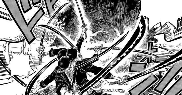 4 khoảnh khắc Zoro sử dụng kỹ thuật Asura trong One Piece, đòn tấn công Kaido là mạnh nhất - Ảnh 3.