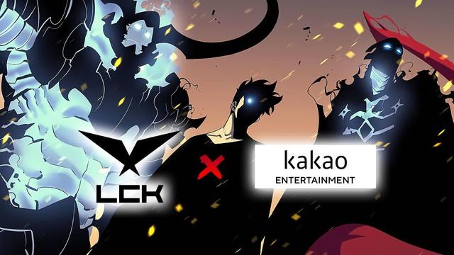 LMHT: Fan hâm mộ hy vọng Riot ra mắt trang phục liên quan đến Webtoon sau khi Kakao tài trợ cho LCK - Ảnh 1.