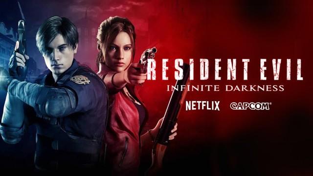 Anime chuyển thể từ game Resident Evil: Infinite Darkness có mối liên hệ bất ngờ với Resident Evil 4 - Ảnh 3.