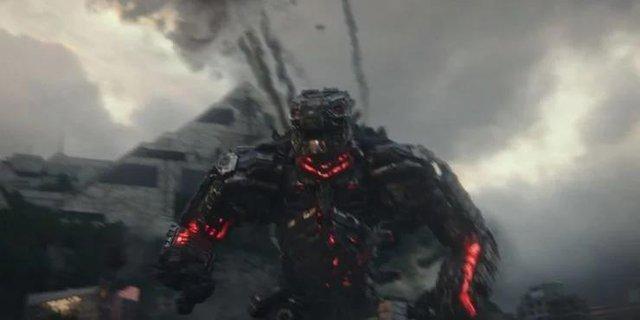 Những vũ khí và tuyệt chiêu cực mạnh của MechaGodzilla đã được phô diễn trong Godzilla vs. Kong - Ảnh 1.