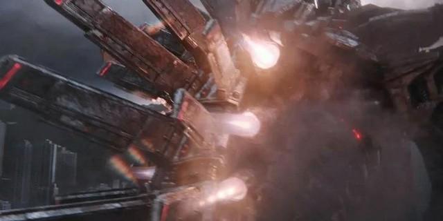 Những vũ khí và tuyệt chiêu cực mạnh của MechaGodzilla đã được phô diễn trong Godzilla vs. Kong - Ảnh 2.