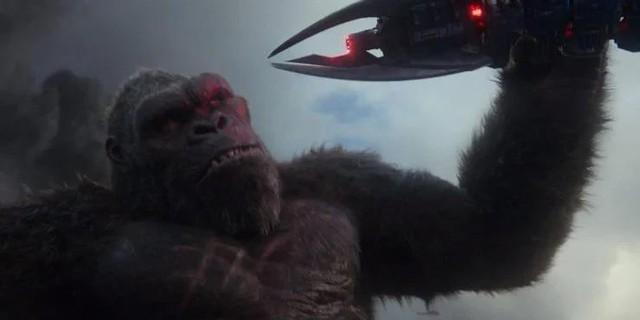 Những vũ khí và tuyệt chiêu cực mạnh của MechaGodzilla đã được phô diễn trong Godzilla vs. Kong - Ảnh 3.