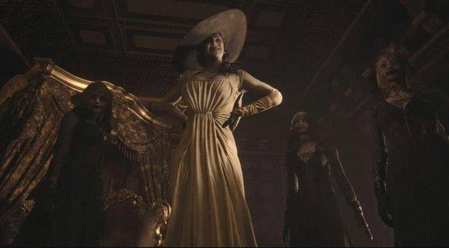 Gặp nữ ác nhân ma cà rồng trong bản demo sắp tới của Resident Evil Village - Ảnh 3.