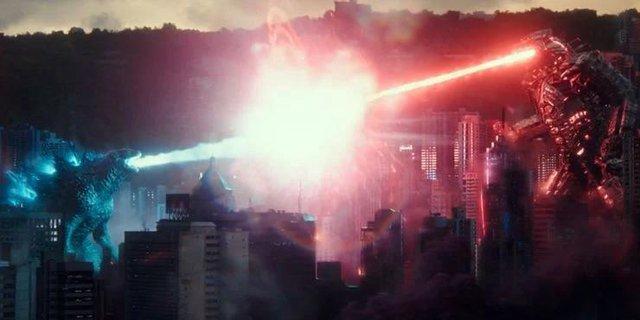 Những vũ khí và tuyệt chiêu cực mạnh của MechaGodzilla đã được phô diễn trong Godzilla vs. Kong - Ảnh 4.