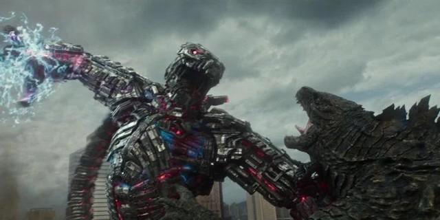 Những vũ khí và tuyệt chiêu cực mạnh của MechaGodzilla đã được phô diễn trong Godzilla vs. Kong - Ảnh 5.