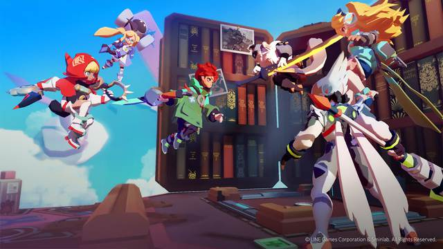 Thử ngay Smash Legends - Tựa game nhập vai hành động nổi bật trong tháng 4/2021 - Ảnh 2.