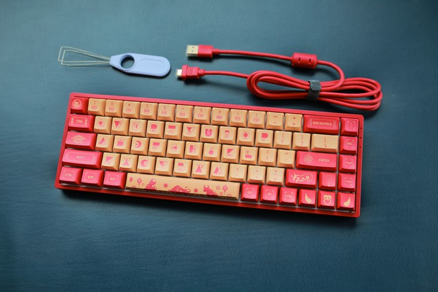 Bộ 3 bàn phím cơ không dây siêu ngon của AKKO: Tam kiếm hợp bích - Ảnh 1.