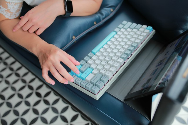Bộ 3 bàn phím cơ không dây siêu ngon của AKKO: Tam kiếm hợp bích - Ảnh 6.