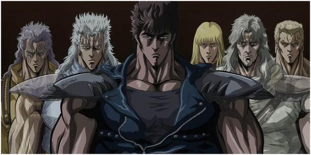 10 nhân vật anime sẽ trở thành võ sĩ xuất sắc nếu bước ra đời thật, điểm nhanh toàn cái tên mà ai cũng biết - Ảnh 5.