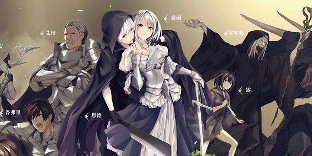 Top 10 bộ truyện đỉnh của chóp không thể bỏ lỡ cho fan mê light novel (P.2) - Ảnh 5.