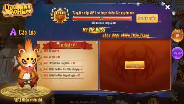 chơi Liên Minh Mạo Hiểm cày Free VIP -16173462424361394394954