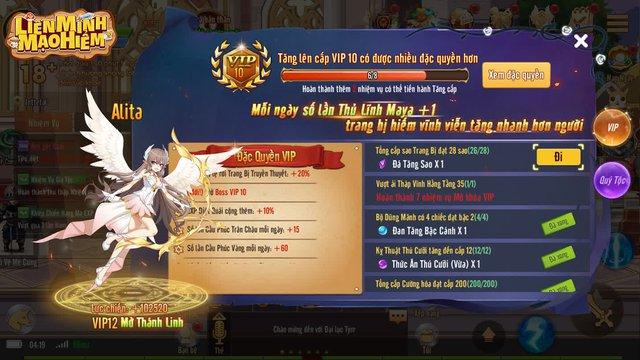 chơi Liên Minh Mạo Hiểm cày Free VIP -16173462460941904838537