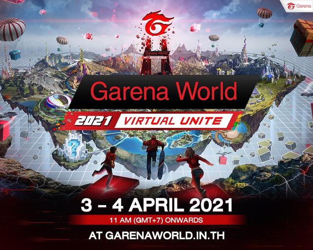 Garena World sẽ chuyển sang dạng kỹ thuật số vào năm 2021 và mang đến trải nghiệm chân thực nhất cho người hâm mộ - Ảnh 1.