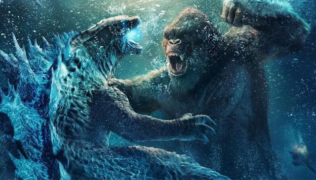 Godzilla Vs. Kong: Khán giả khen ngợi các Titan và chê bai tuyến nhân vật con người - Ảnh 1.