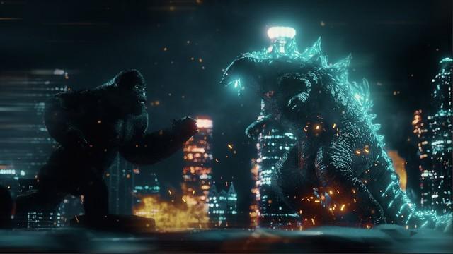 Godzilla Vs. Kong: Khán giả khen ngợi các Titan và chê bai tuyến nhân vật con người - Ảnh 2.