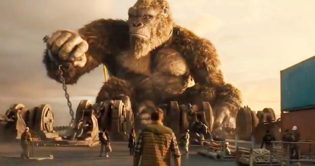 Godzilla Vs. Kong: Khán giả khen ngợi các Titan và chê bai tuyến nhân vật con người - Ảnh 3.