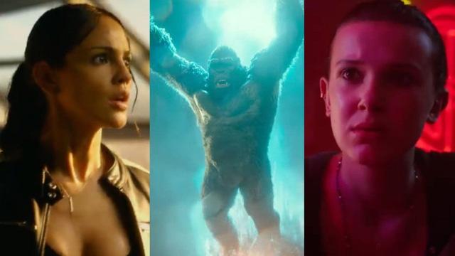 Godzilla Vs. Kong: Khán giả khen ngợi các Titan và chê bai tuyến nhân vật con người - Ảnh 4.