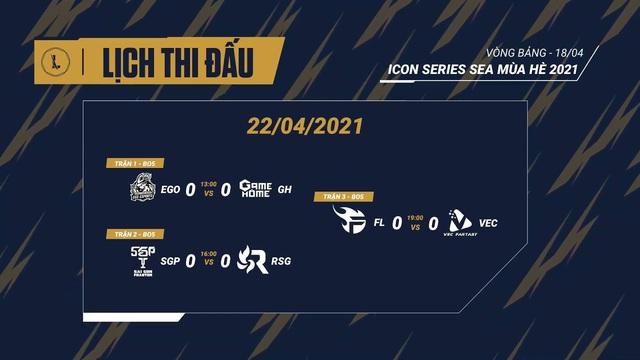Icon Series SEA Việt Nam hoàn thành tuần thi đấu đầu tiên: Bé Chanh cùng đồng đội đã biết thé nào là Tốc Chiến - Ảnh 8.