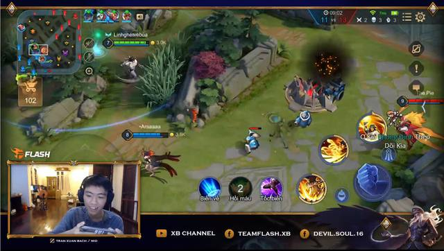 ProE gáy một câu cà khịa Lai Bâng khi được pick tướng tủ, cả hai đá xoáy lẫn nhau cực khét trên livestream - Ảnh 3.