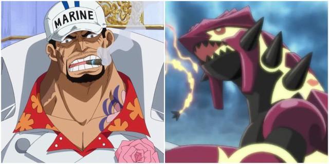 Đây là 10 loài Pokémon sẽ phù hợp với tính cách và khả năng của các nhân vật này trong One Piece - Ảnh 10.