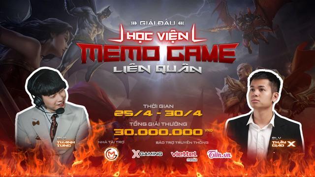 Học Viện MemoGame - Giải đấu Liên Quân Mobile đỉnh cao mở đăng ký cho anh em thỏa sức tranh tài - Ảnh 2.