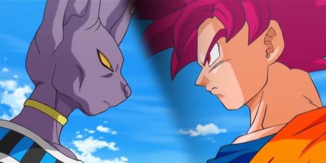 Dragon Ball Super: Tưởng ít mà hóa ra Goku đã sử dụng trạng thái Super Saiyan God tới 13 lần - Ảnh 1.