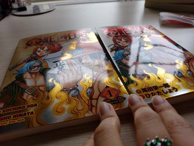 Các fan hâm mộ người anh quốc dân sắp có cơ hội sở hữu bộ truyện One Piece Novel: Ace bản tiếng Việt - Ảnh 2.
