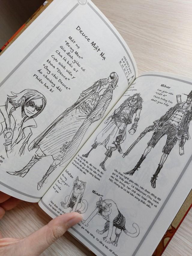 Các fan hâm mộ người anh quốc dân sắp có cơ hội sở hữu bộ truyện One Piece Novel: Ace bản tiếng Việt - Ảnh 3.